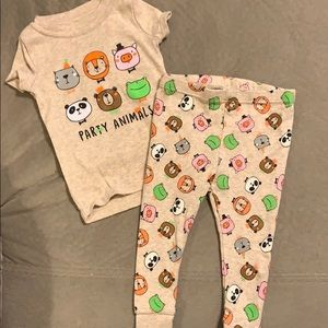 Pajama set! Boys or girls! Never worn!